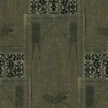Shiraz Wallpaper SR28004 By Prestige Wallcoverings For Today Interiors